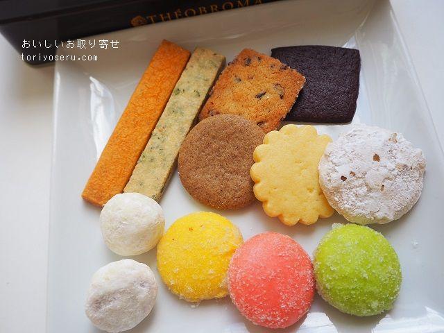 テオブロマのボンボンアンジュ(クッキー缶)