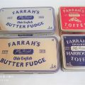 FARRAH'S(ファラーズ)のトフィー&バターファッジ(缶)