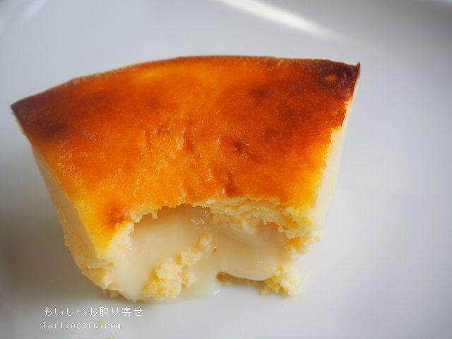 フォルム ラ・テール美瑛のチーズフォンデュケーキ「酪生」