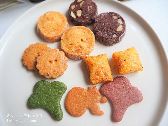 鎌倉紅谷のクッキー缶「プティパケ」