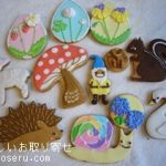 Piricaのアイシングクッキー
