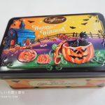 カファレルのハロウィン缶