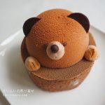 パティスリーヤナギムラのくまのロールケーキ