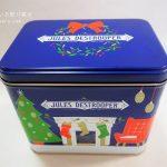 デストルーパー社のクリスマス缶