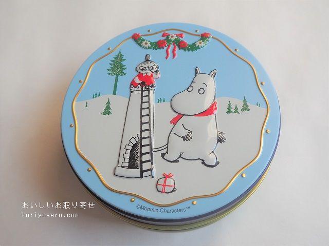メリーチョコのムーミンクリスマス2020