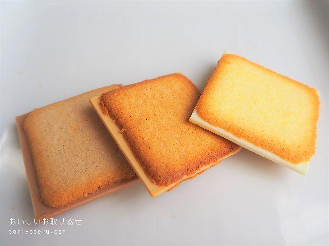 石屋製菓(イシヤ)のサクアソート