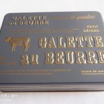 GALETTE au BEURREのガレット オ ブール(アソート缶)