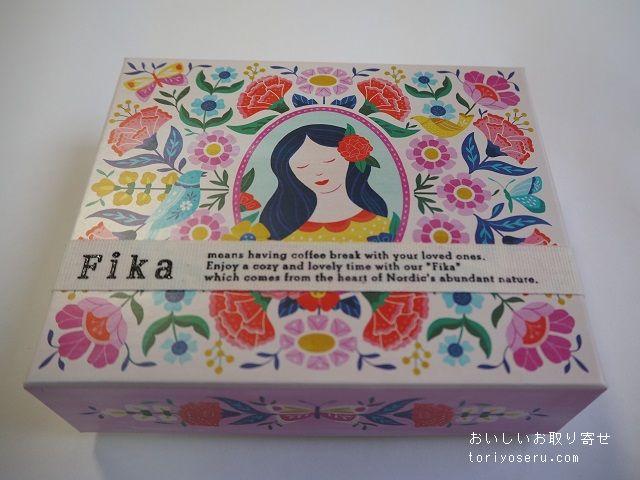 フィーカFIKAのクッキー(母の日2021)