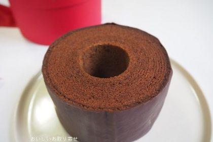 KIHACHIキハチのショコラバウムクーヘン