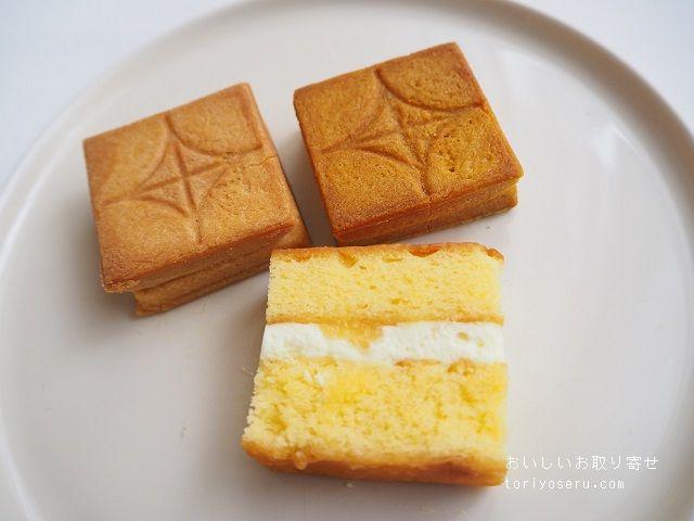 PRESS BUTTER SANDのバターケーキ詰め合わせ