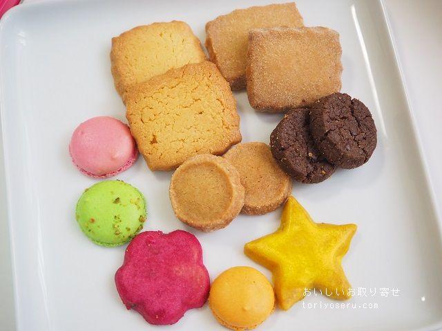 カメリア銀座のクッキー缶chouchou