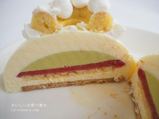アンデルセンの童話のチーズケーキ