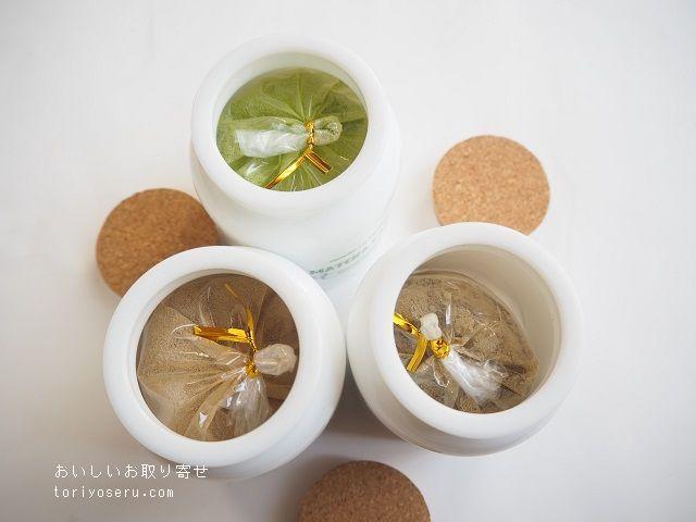 斐川茶園の出雲茶ラテ3本セット